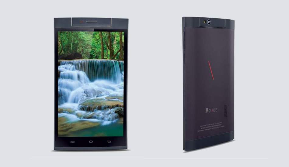 iBall Slide Avonte 7 calling tablet with rotating camera launched at Rs 10,999