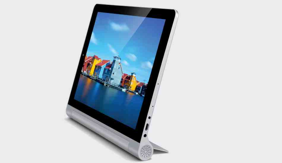 iBall copies Lenovo's kickstand design, brings Brace X1 tablet with octa core CPU