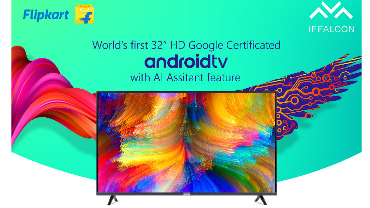 iFFALCON introduces 32-inch HD-ready Android TV in India