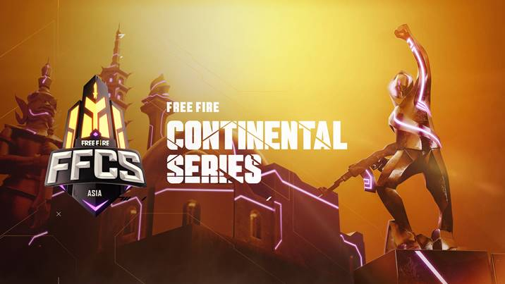 Garena unveils format and schedule of FreeFire Continental Series