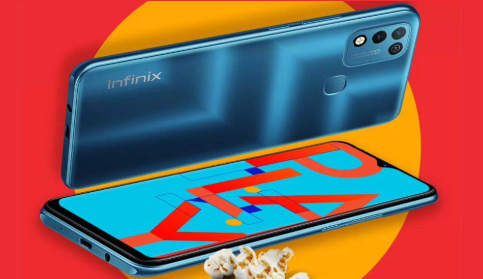 Infinix Hot 10 Play launched in India with 6000mAh battery, 6.82-inch HD+ display