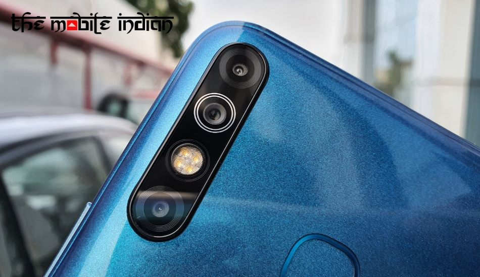 Infinix Hot 8 First Impressions:  Will triple camera  and notch attract attention?