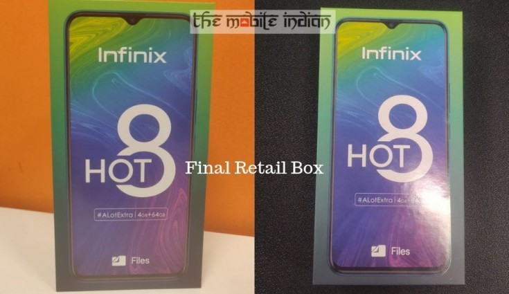 Exclusive: Infinix Hot 8 to have 5000mAh battery, triple rear camera setup