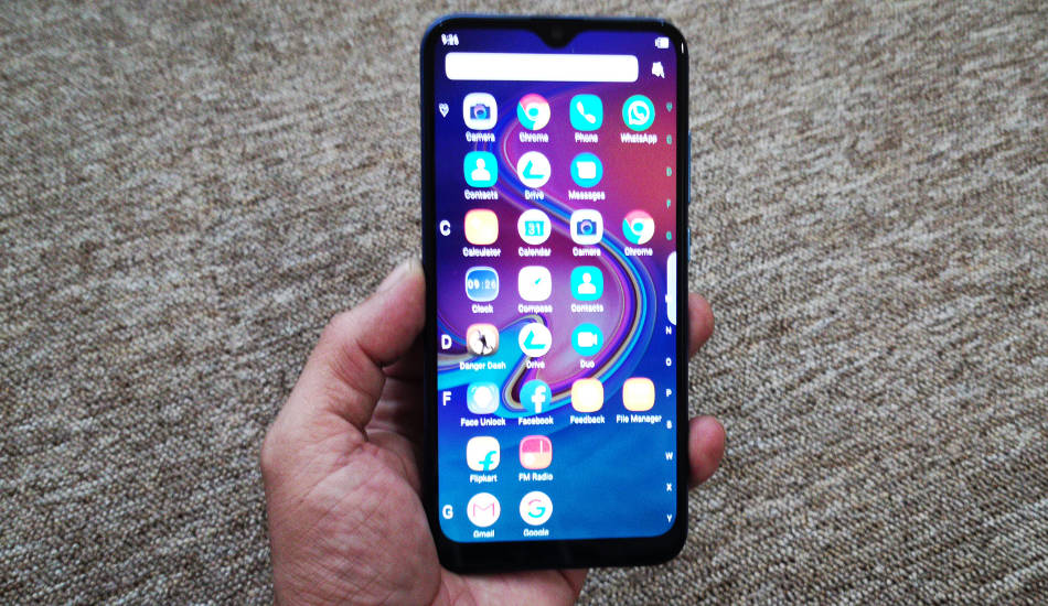 Infinix S4 in Pictures