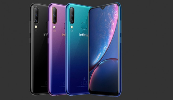 Infinix S4 launched in India with 32MP selfie camera, triple camera setup