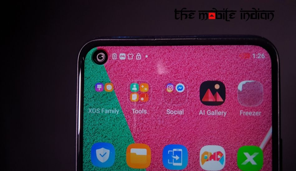 Infinix S5 Lite First Impressions: Punch-hole design at Rs 7,999? Why Not!