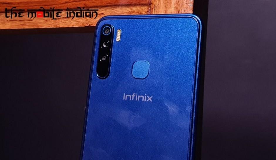 Infinix Smart 4 Plus key specs revealed via Google Play Console listing