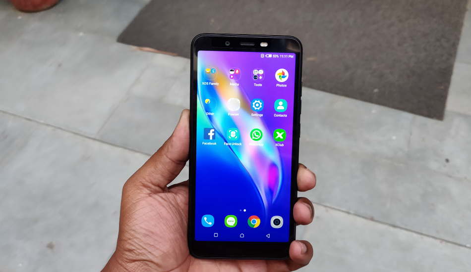 Infinix Smart 2 launched with 5.45-inch HD+ Full View display and face unlock, price starts Rs 5,999