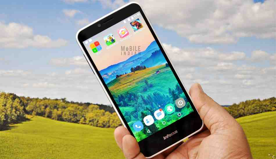 InFocus M370: Good one but has few cons
