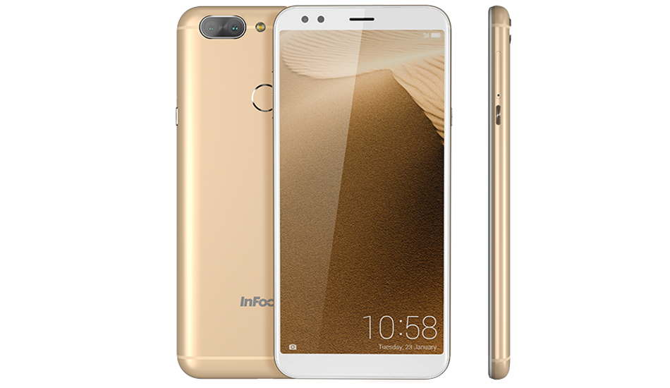InFocus launches M7s with 18:9 display, dual rear cameras