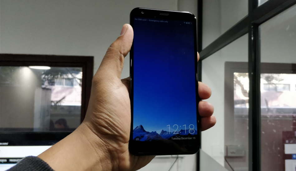Infocus Vision 3 now available for sale for Rs 6,999
