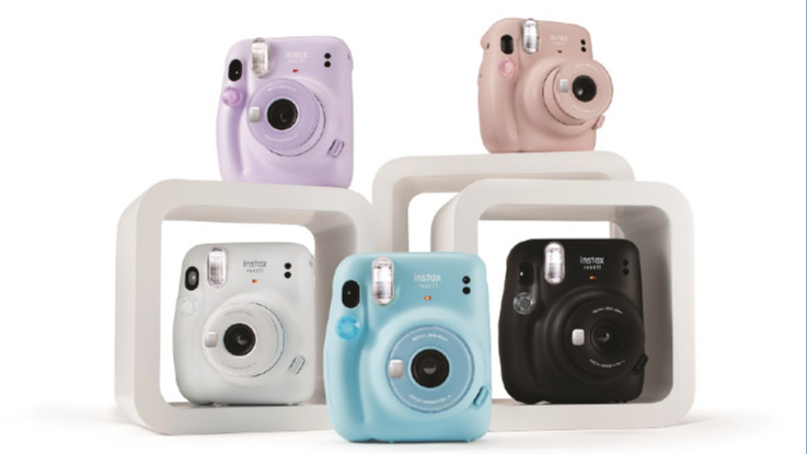 Fujifilm Instax Mini 11 with automatic exposure feature launched in India