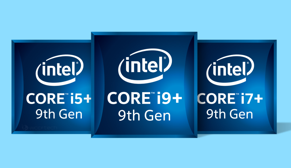 Intel debuts 9th Generation Core CPUs with the flagship Core i9-9900K