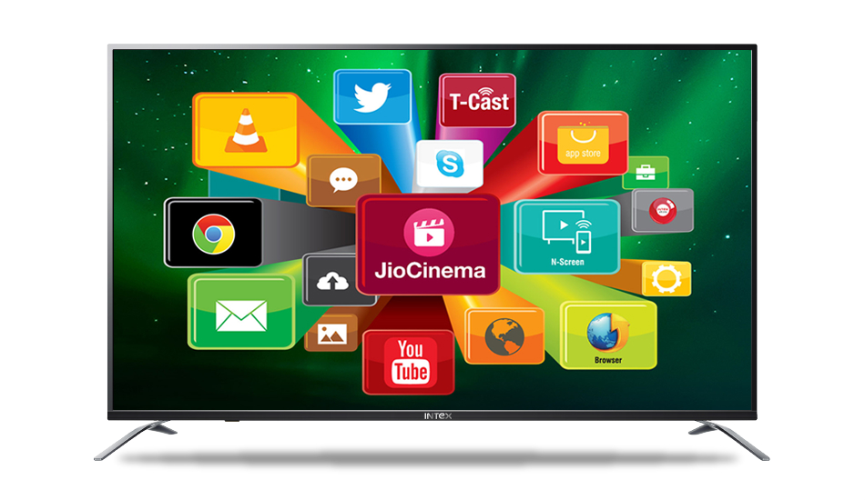 Intex unveils new range of 4K Smart TVs with JioCinema app support, starts at Rs 52,990
