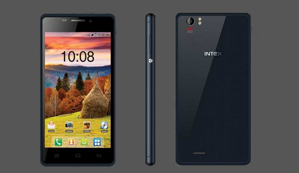 Intex Aqua Desire with 8 MP cam launched at Rs 5,560