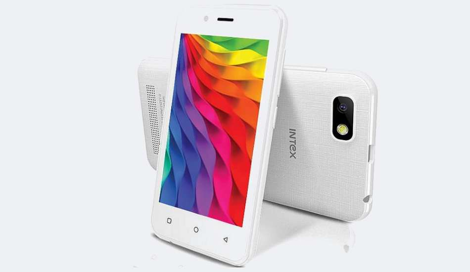 Intex Aqua Play with Android Lollipop OS launched at Rs 3,249