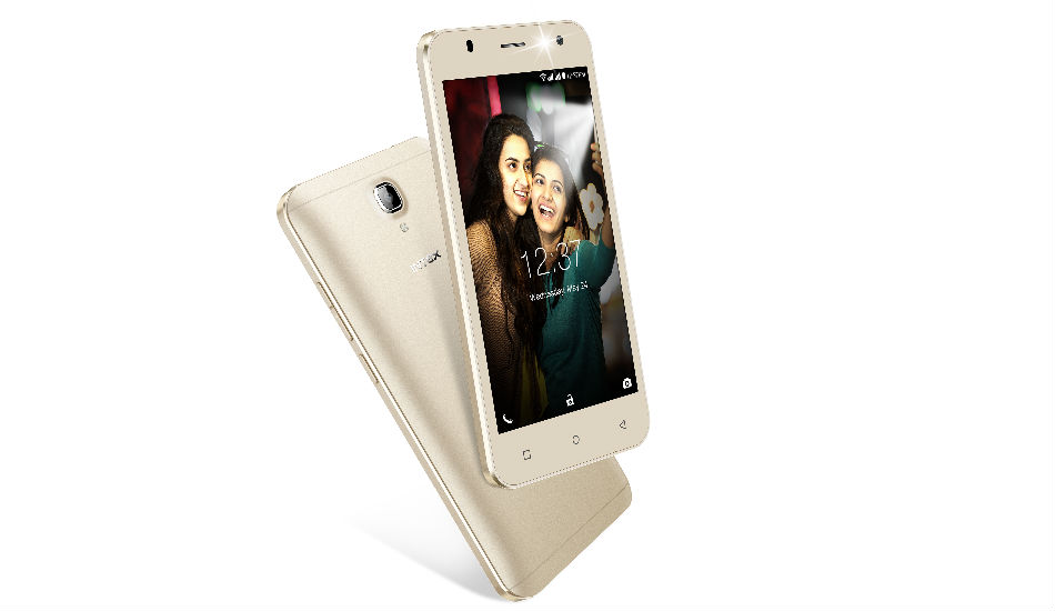 Intex Aqua S3 with Android 7.0 Nougat, fast charging support launched in India at Rs 5,777