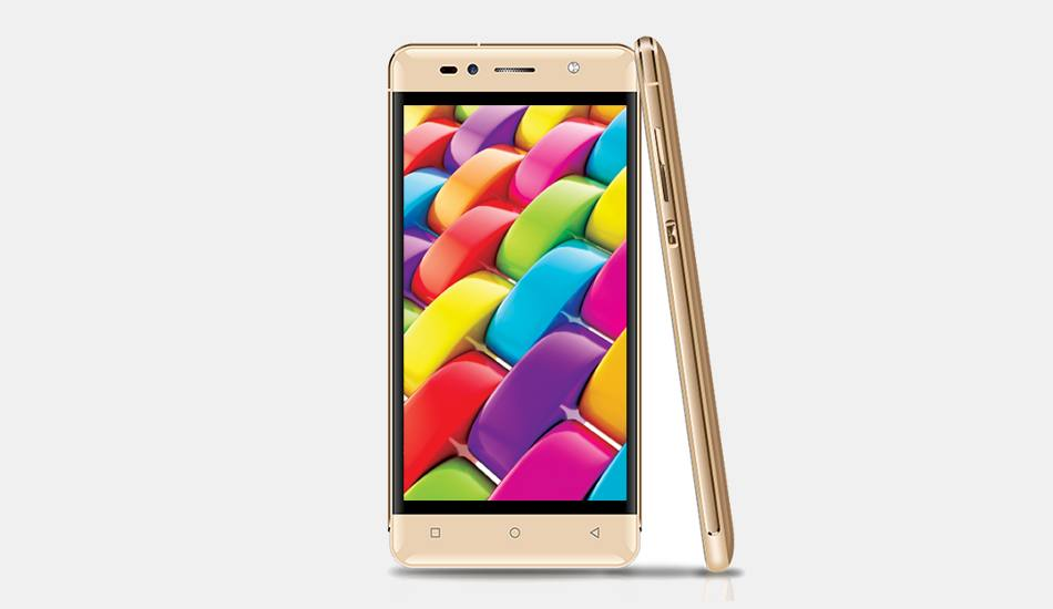 Intex Aqua Shine 4G with VoLTE support launched at Rs 7,699