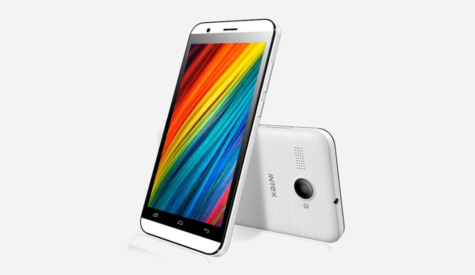 Intex Aqua Young with Andropid Lollipop OS launched for Rs 5,090