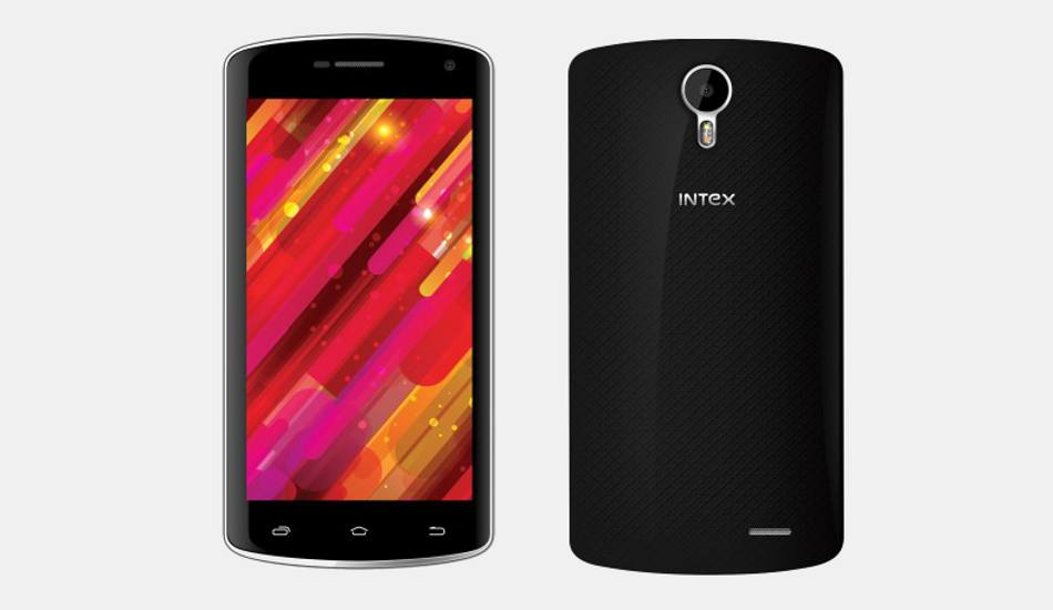 Intex Cloud Glory 4G with Android Marshmallow launched at Rs 3,999