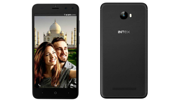 Intex Staari 11 with 5.0-inch HD display, dual selfie camera launched in India