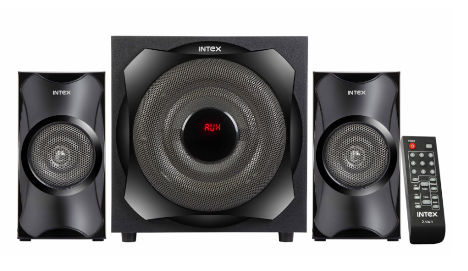 Intex introduces XH Bomb SUFB speakers, starts at Rs 4,450