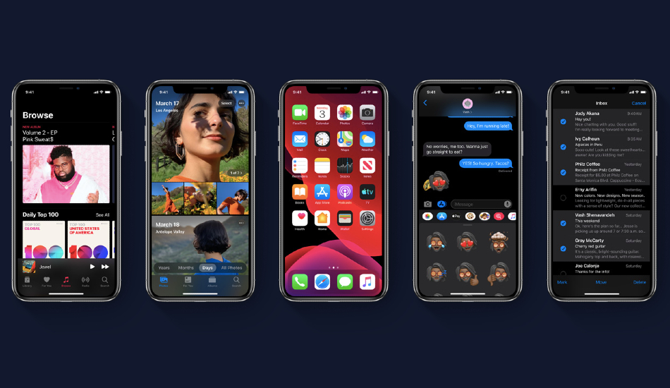 Apple iOS 13.5 beta version brings mask support for unlocking, COVID-19 exposure alert to iPhone