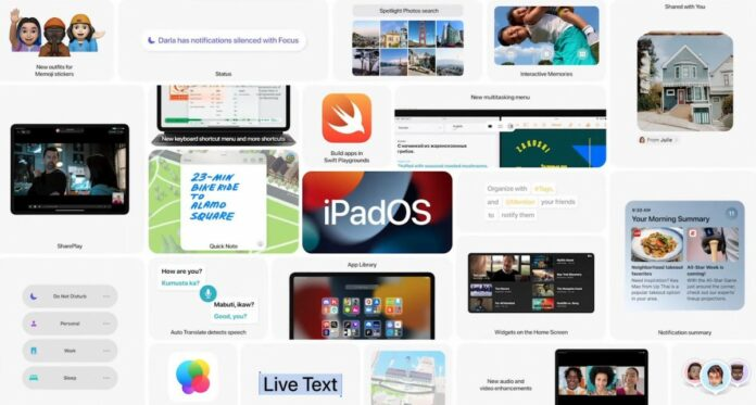iPadOS 15 announced with improved mulitasking, Swift Playgrounds and more