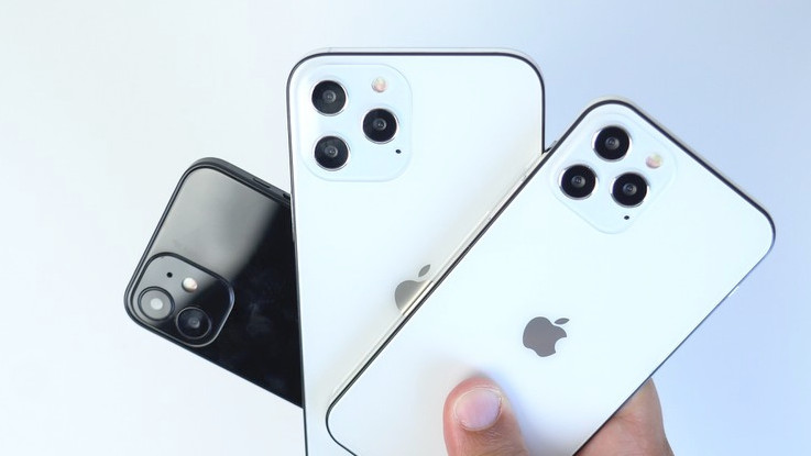 Dummies day Out: iPhone 12 new sizes and design leaked online