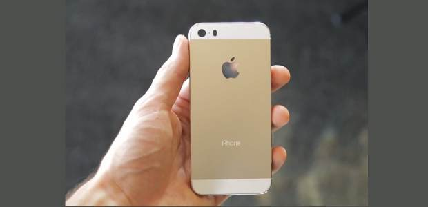 Apple iPhone 5s lands in India for Rs 71,990