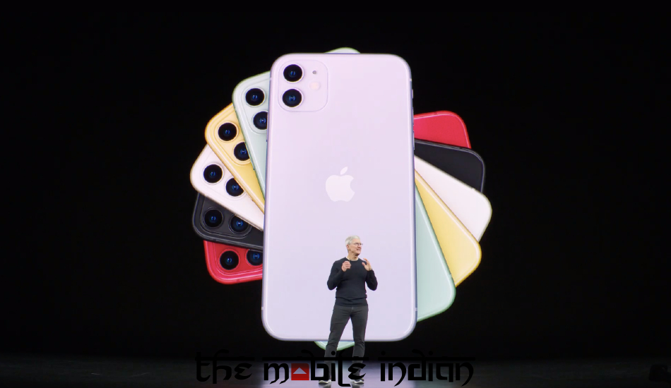 Apples starts iPhone 11 production in India