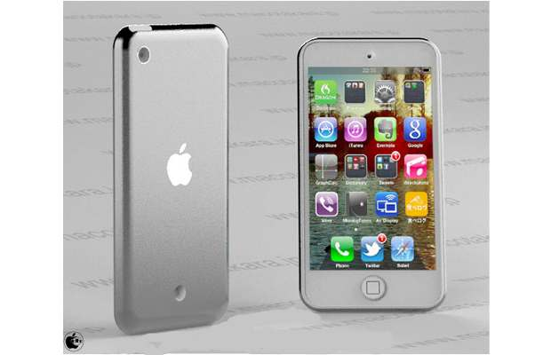 Apple planning a new iPod Touch with a 4 inch display