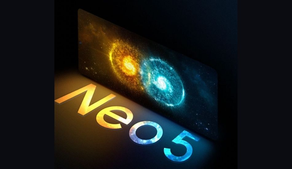 iQOO Neo 5 to launch on March 16