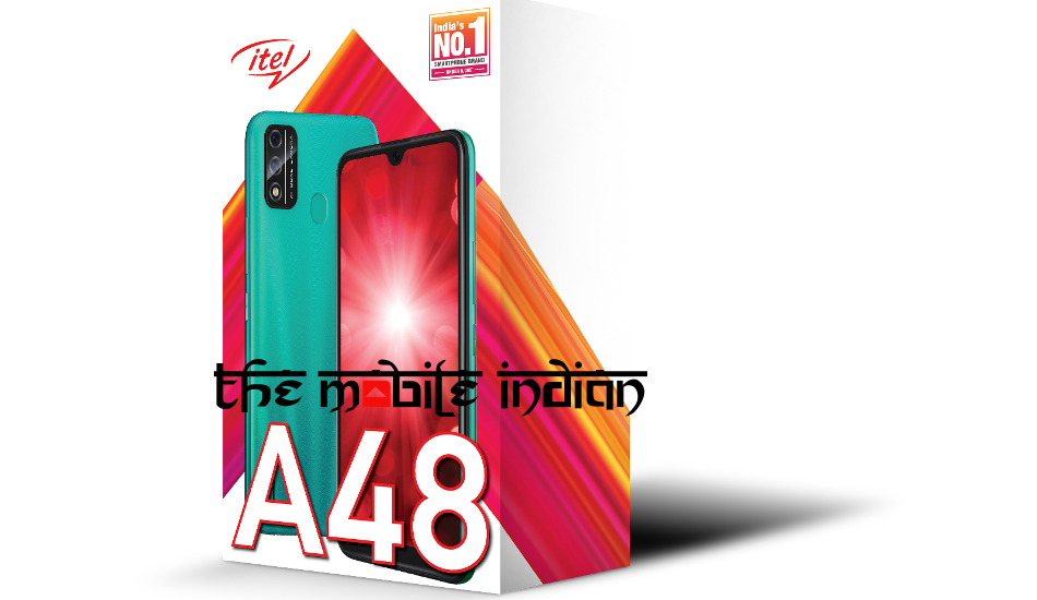 itel to launch A48 smartphone in India soon