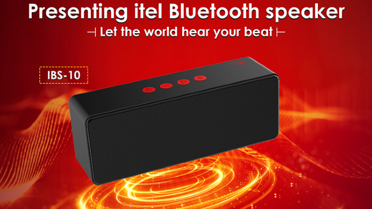 Itel IBS-10 Bluetooth speaker launched in India