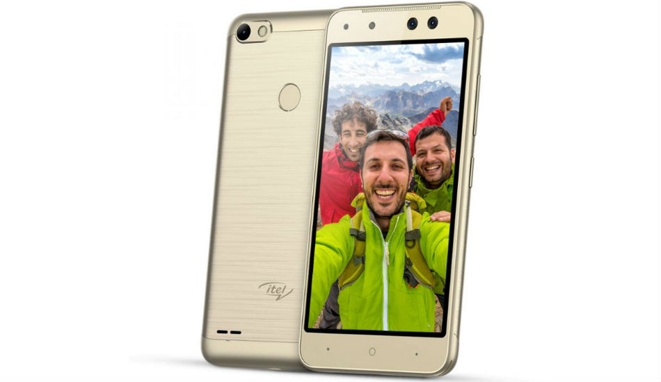 Itel S21 with dual selfie cameras launched in India at Rs 5,999