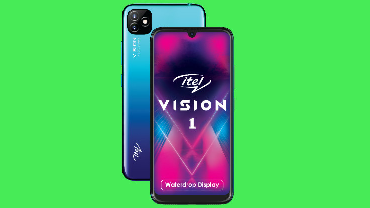 Itel Vision 1 with 3GB RAM launched in India at Rs 6,999