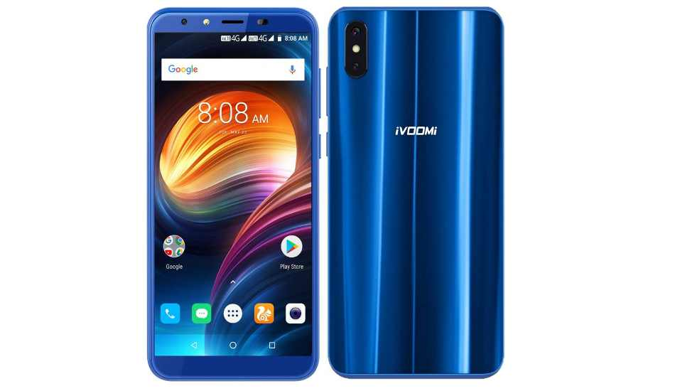 iVooMi i2 launched with dual rear cameras and Android Oreo for Rs 7,499