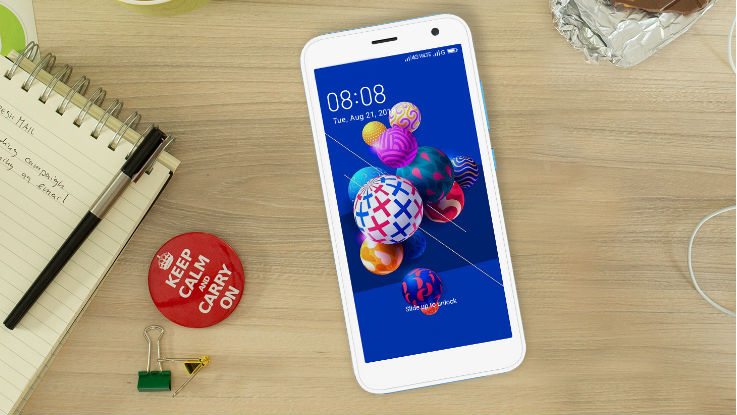 iVoomi iPro with 4.95-inch FullView display, Android Oreo Go Edition launched in India
