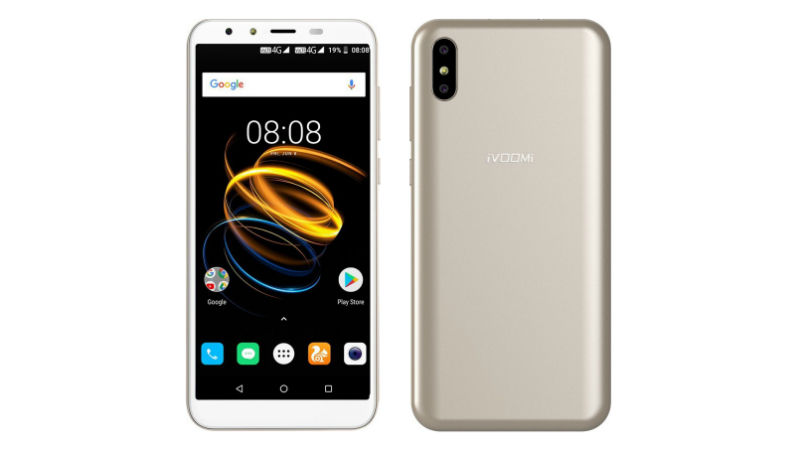 iVooMi i2 Lite launched with dual rear cameras for Rs 6,499