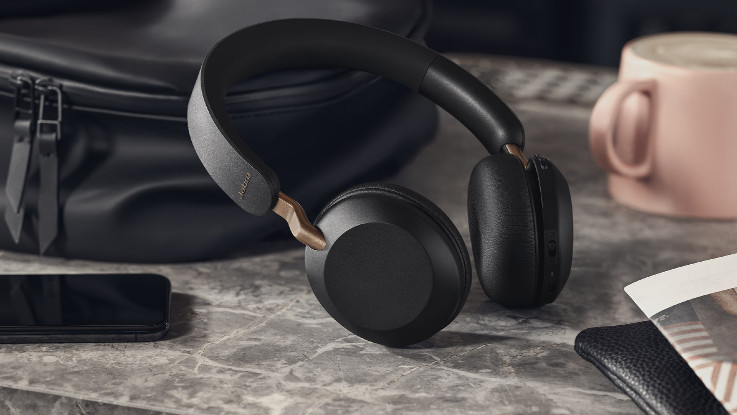 Jabra Elite 45h on-ear headphones launched in India