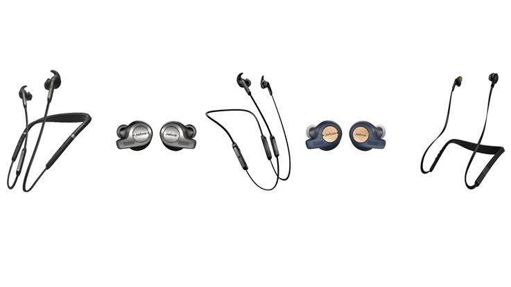 Jabra introduces a range of wireless headphones in India