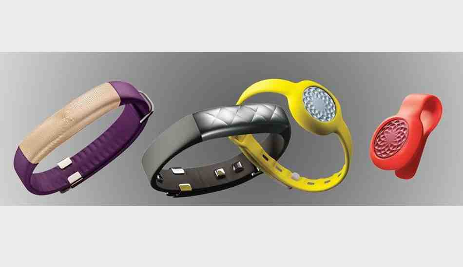 Jawbone UP fitness bands launched in India, priced Rs 4,999 onwards
