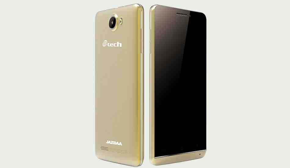 M-Tech launches a smartphone called Jazbaa