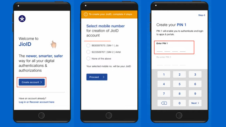 Reliance Jio introduces a single sign-in system called Jio SecureID