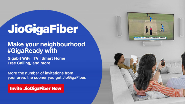 Reliance JioGigaFiber FTTH broadband service registrations begin in India: Here's what you need to know