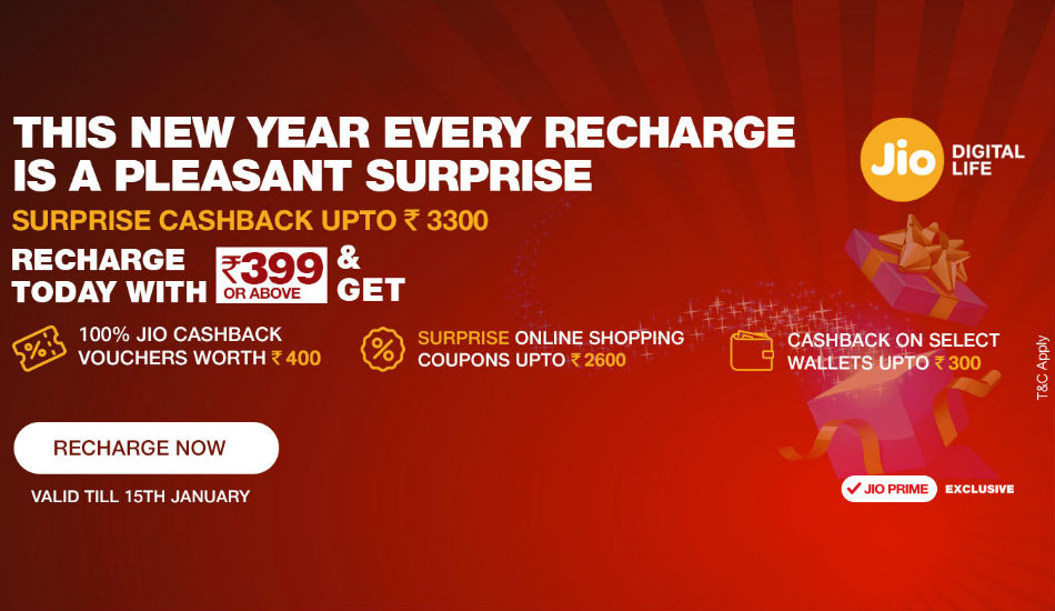 Reliance Jio Surprise Cashback Offer: The untold story
