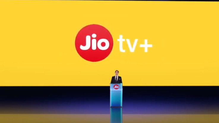 Reliance JioTV+ service launched with integrated content from 12 platforms