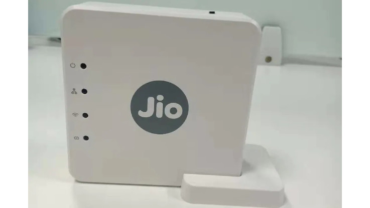 Reliance Jio introduces Jio WiFi Mesh router in India for Rs 2499