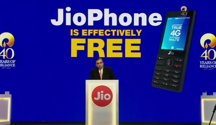 Reliance JioPhone is the top-selling feature phone  in global market: Report